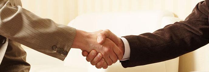 Un accord réalisé dans le business du sport